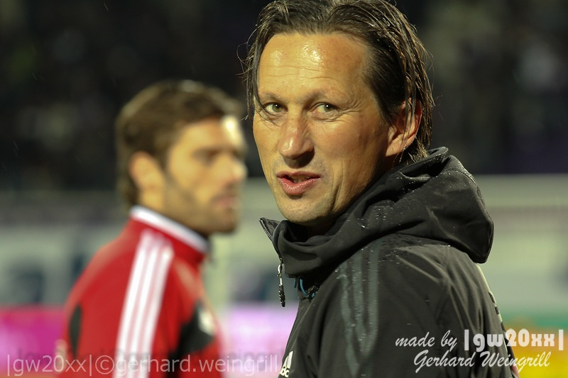 Red Bull Salzburg, Roger Schmidt